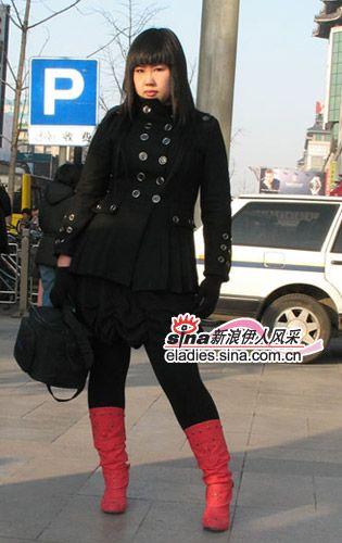 入冬穿衣搭配方法精选 可爱裙子穿法